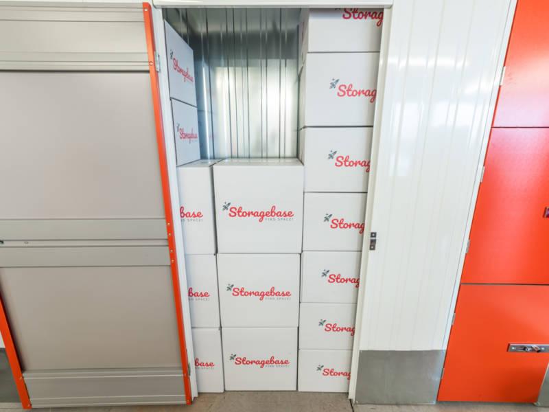 10 Square Ft Storage Unit