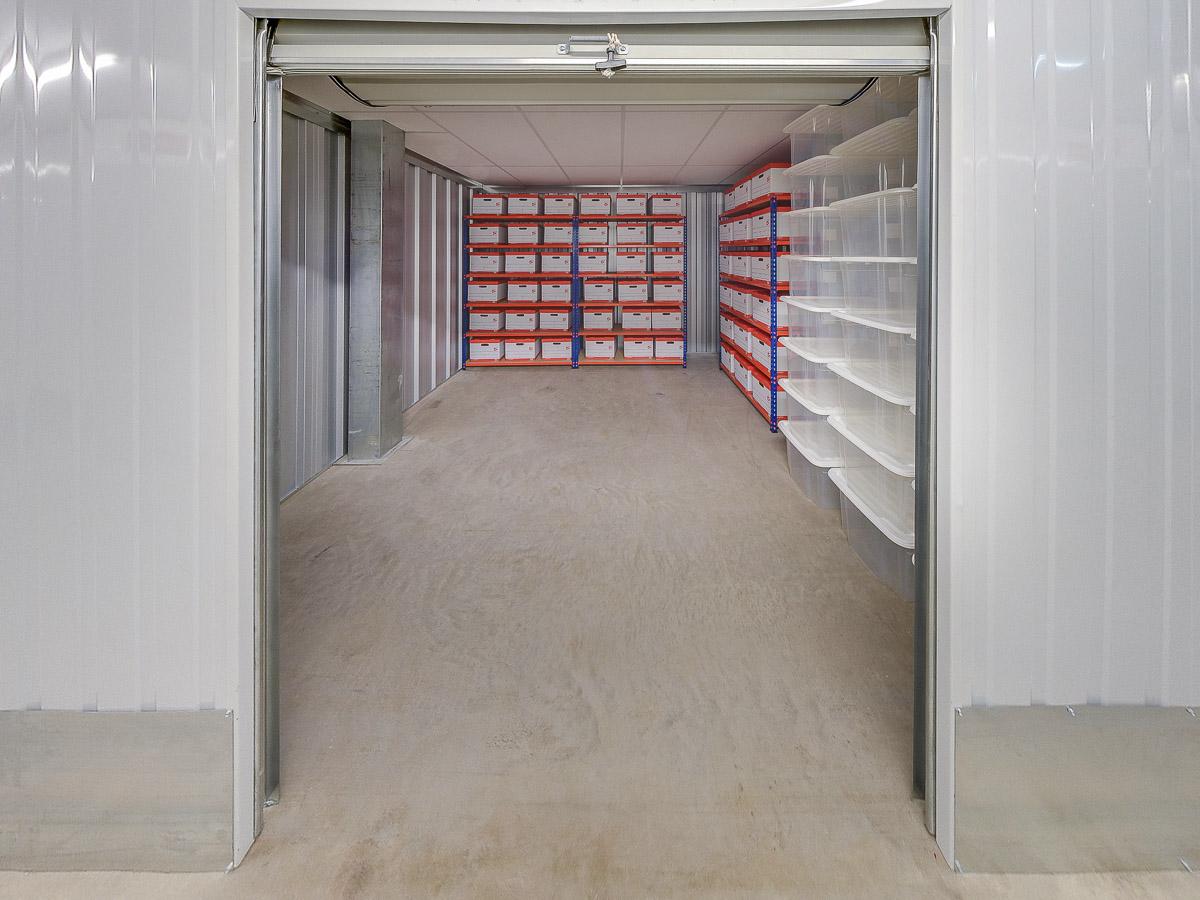 120 Square Ft Storage Room
