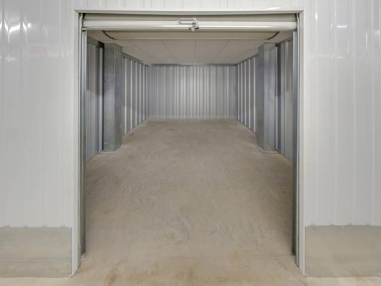120 sq ft storage unit
