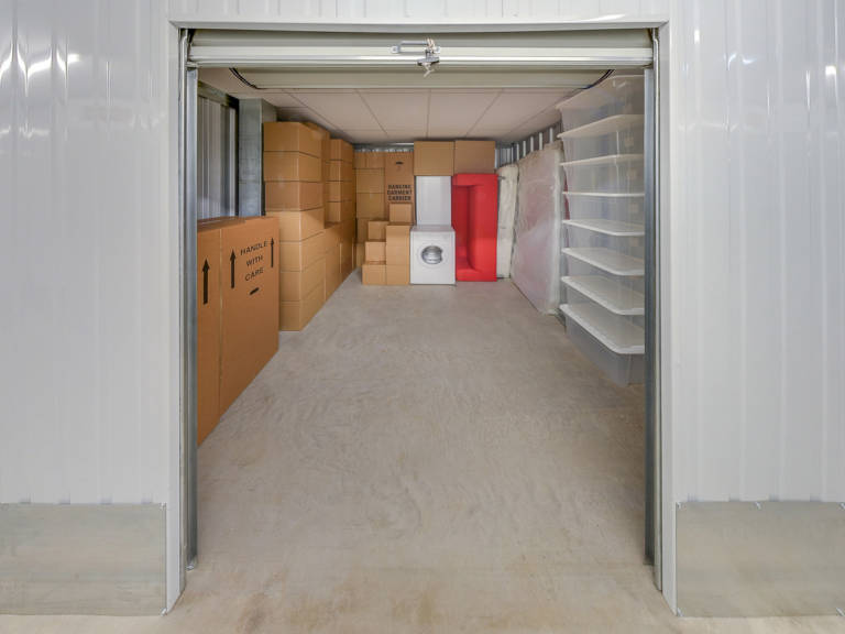 120 Square Ft Storage Unit