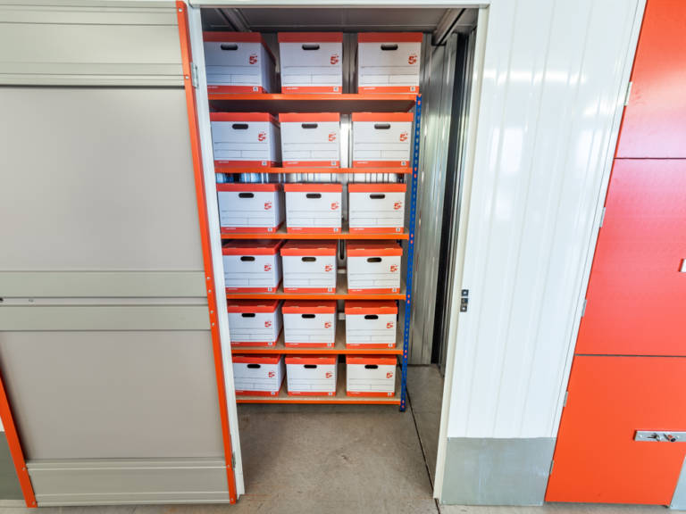 15 sq ft storage unit