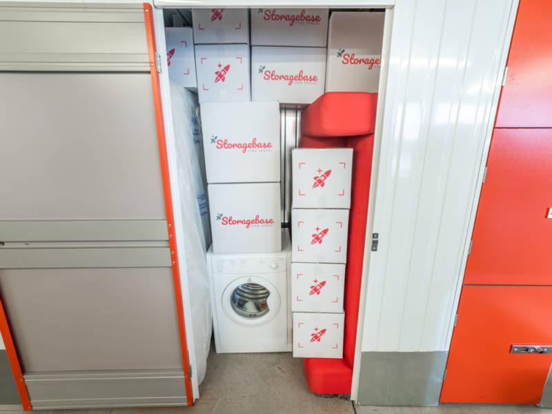 15 Square Ft Storage Unit