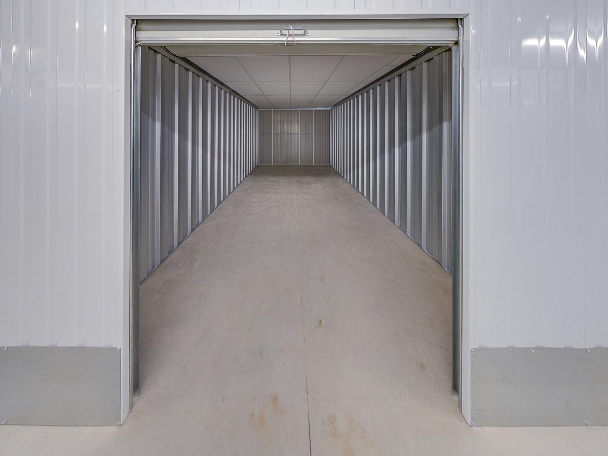160 Square Ft Storage Room