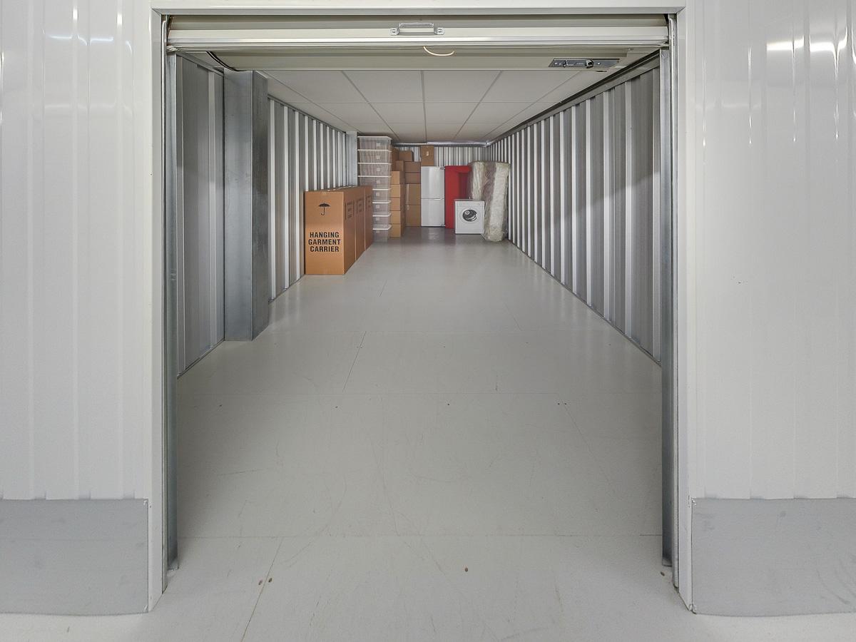 200 Square Ft Storage Room