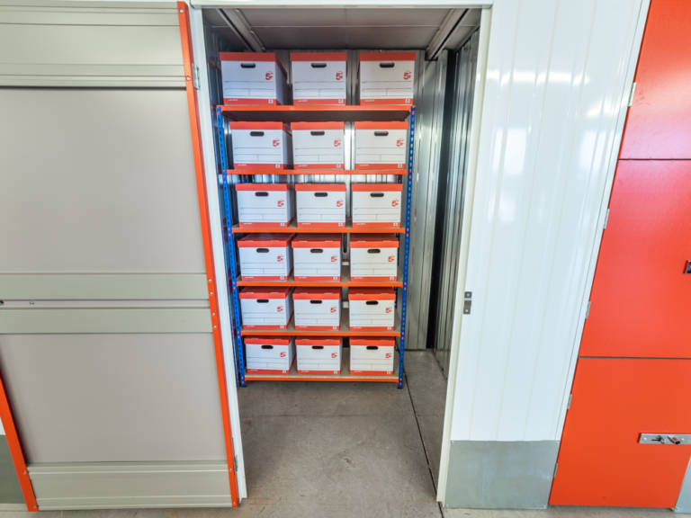 20 Square Ft Storage Unit