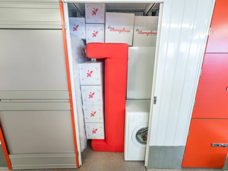 20 Square Ft Storage Unit