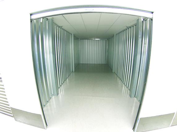 250 Square Ft Storage Unit
