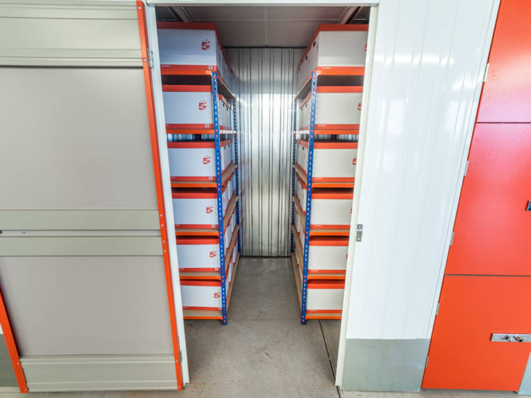 30 sq ft storage unit
