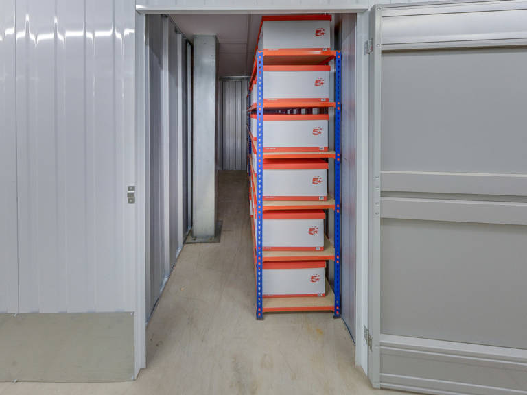 30 Square Ft Storage Unit