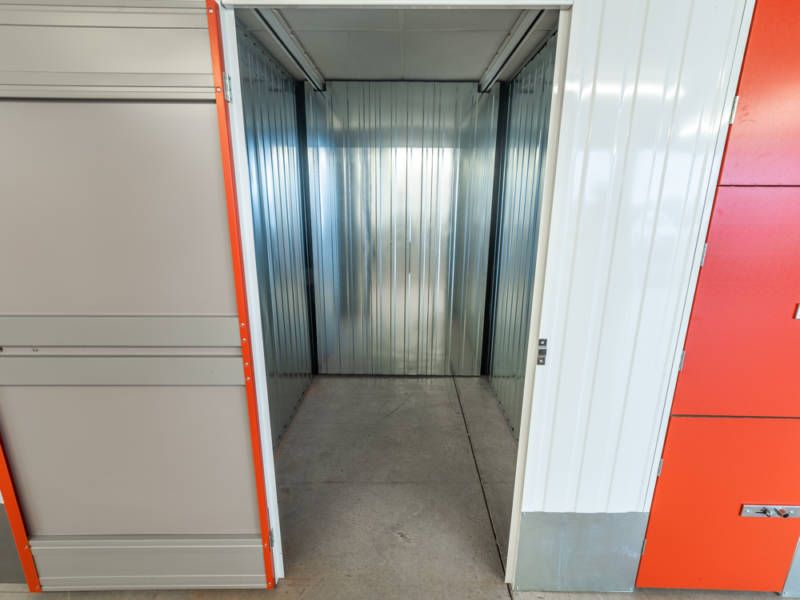 35 Square Ft Storage Unit