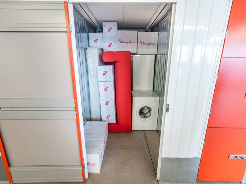 40 Square Ft Storage Unit