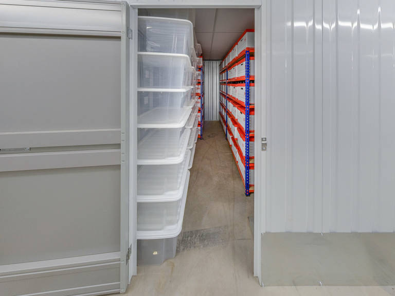45 Square Ft Storage Unit