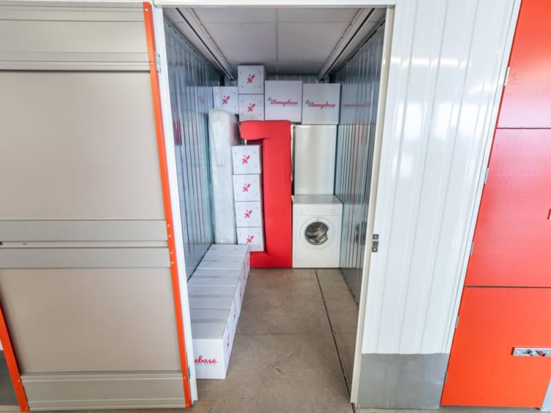 50 Square Ft Storage Unit