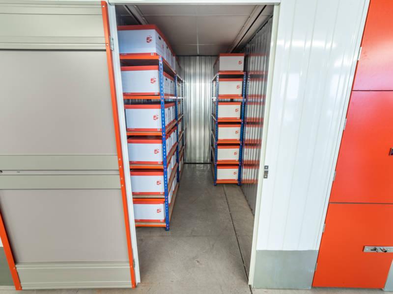 55 Square Ft Storage Unit