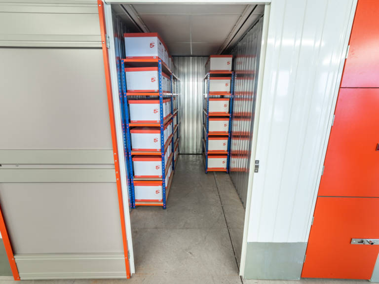 60 sq ft storage unit