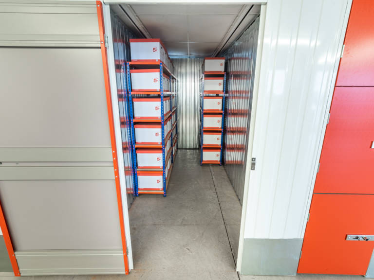 65 sq ft storage unit