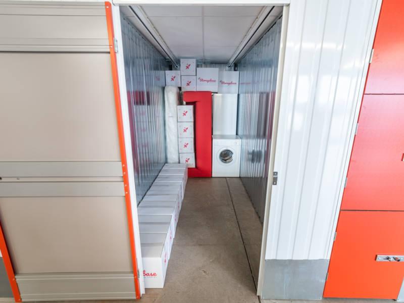 65 Square Ft Storage Unit