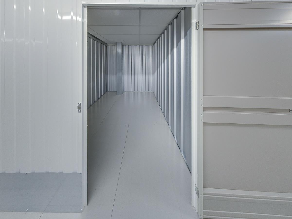 70 Square Ft Storage Room