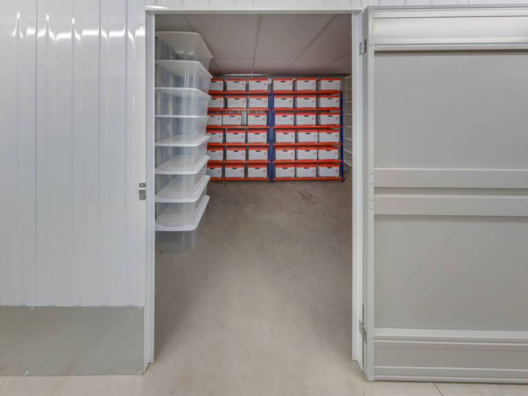 90 Square Ft Storage Unit