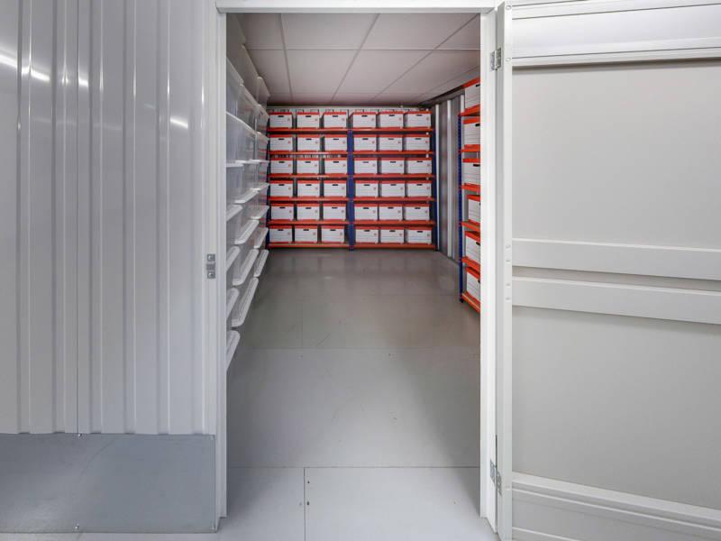 120 Square Ft Storage Unit