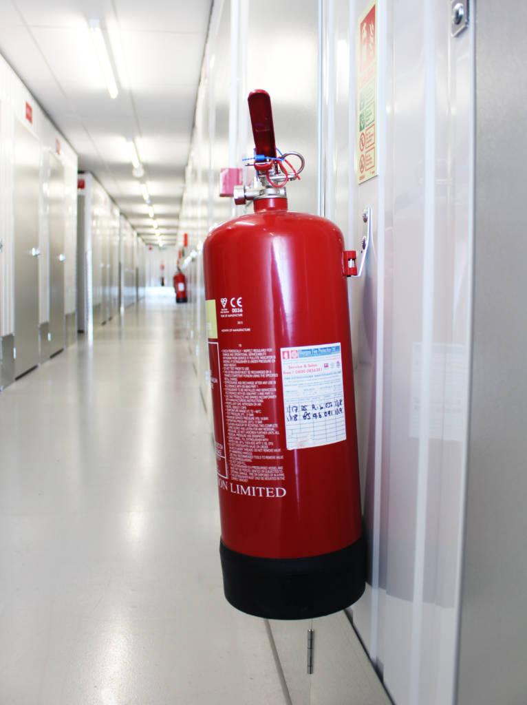 Storage Fire safety