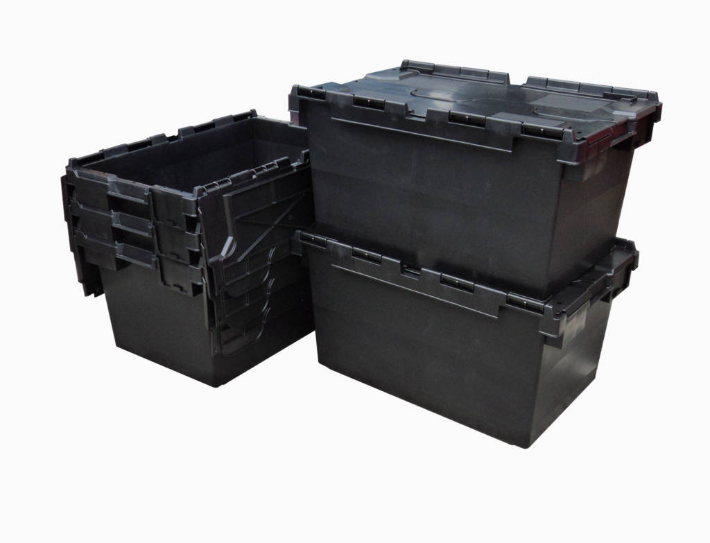 Rental crate